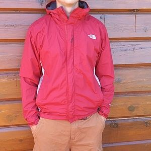 The North Face Hyvent windbreaker size M